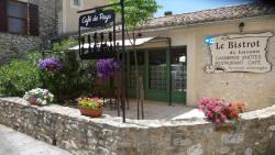 Auberge le Bistrot de Lussan, place Jules Ferry, 30580, Lussan