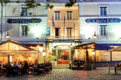 Hotel De L'univers, 12 Place Chateaubriand, 35400, Saint Malo