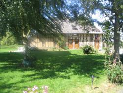 Chambres d'hôtes La Ferme Saint Nicolas, 355 Chemin Des Vergers, 27500, Saint-Symphorien