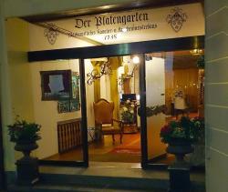Der Platengarten, Promenade 30, 91522, Ansbach