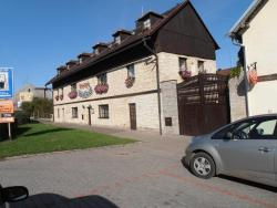 Villa George, Karlovarská 115, 270 54, Řevničov