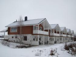 Salmon Holiday Village, Lohelankatu 1, 98100, Kemijärvi