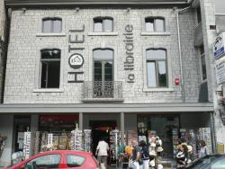 Hotel La Librairie, Comte Théodule d'Ursel, 20, 6940, Durbuy
