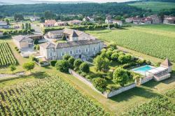 Château de Besseuil - Chateaux et Hotels Collection, Route de Rousset, 71260, Clessé