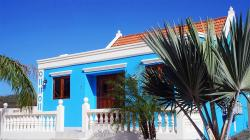 Blue Cunucu Villa With Pool, Calbas Residence 17, 00000, Noord
