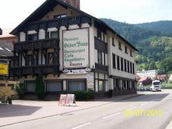 Grüner Baum, Hauptstrasse 7, 76599, Weisenbach