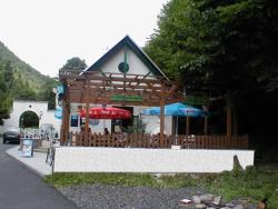 Restaurace a pension První Mlýn Chomutov, Bezručova ulice, 430 03, Chomutov