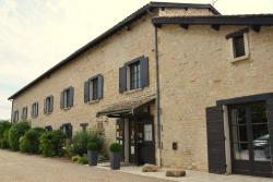 Hotel-Restaurant Saint Romain Logis, 171 Route de graves, 69480, Anse