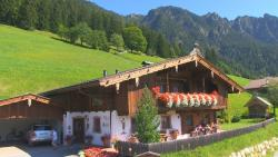 Exklusiv-Appartement mit Sauna, Außerbischofen 131a, 6236, Alpbach