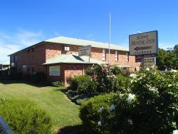 Scone Motor Inn & Apartments, Corner of New England Highway & Mount Street, 2337, Scone
