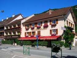 Hôtel Les Rochers, 24 Route de Paris, 74330, La Balme-de-Sillingy