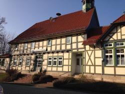 Landhotel am Mittelpunkt, Hauptstrasse12, 99986, Niederdorla