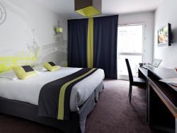 Lagrange Apart'Hotel Paris-Boulogne, 16 Cours de l'Ile Seguin, 92100, Boulogne-Billancourt