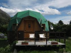 Cabaña Domo Chacra Santa Rita, Ruta 16 km8, 8431, Lago Puelo