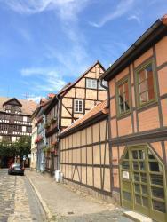 Ferienhaus Brücke, Ballstraße 25, 06484, Quedlinburg