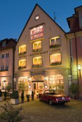 Hotel Laurentius, Marktplatz 5, 97990, Weikersheim