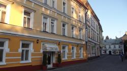 Hotel Trumf, Českobratrské náměstí 122, 293 01, Mladá Boleslav