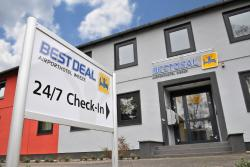 Best Deal Airporthotel Weeze, Flughafenring 16, 47652, Weeze