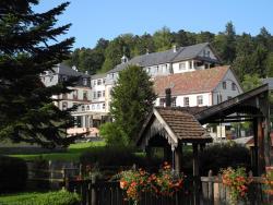 Le Grand Hotel du Hohwald, 12 Rue Principale, 67140, Le Hohwald