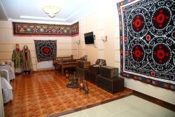 Samarkand Dream Hotel, Mirsaid Baraka 34, 140100, Samarkand