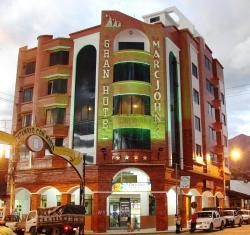 Gran Hotel Marcjohns, Isidro Ayora y 24 de Mayo Esquina, 110150, Catamayo
