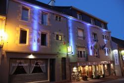 Auberge Du Cheval Blanc, 16 Rue De Pontivy, 56150, Baud