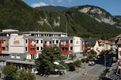 Alpin Sherpa Hotel Bed & Breakfast, Bahnhofstrasse 3, 3860, Meiringen