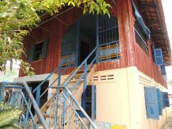 Meas Family Homestay, Ang Kro-Som Commune,Tram Kork District,, Angk Ta Saom