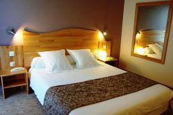 Inter-Hotel Cositel, rue de Saint Malo, 50200, Coutances