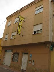 Hostal Alvaro I, Alcala, 2 bis, 02215, Alborea
