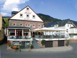 Hotel & Café Moselterrasse, Moselweinstraße 59, 56814, Ediger-Eller
