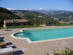 Agriturismo Il Sentiero, Via Fonte D'Ercole 11, 63068, Montalto delle Marche