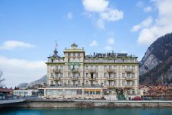 Hotel Central Continental, Bahnhofstrasse 43, 3800, Interlaken