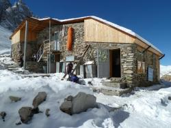 Ak-Sai Mountain Hut, Ala Archa Park, Ak-Say Gorge, 720010, Tash-Tyube