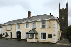 The Bradworthy Inn, The Square, Bradworthy, EX22 7TD, Holsworthy
