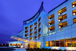 Novotel Montréal Aéroport, 2599 Boulevard Alfred Nobel, H4S 2G1, Dorval