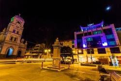 Hotel Palacio Imperial, Esquina de Sucre  y Pichincha, 040102, Tulcán