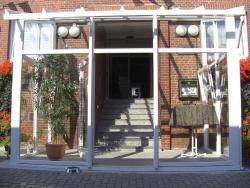 Hotel Am Kleinbahnhof, Am Kleinbahnhof-Ost 7, 26723, Emden