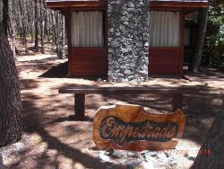 Cabañas Empedrada, Calle 37 entre Punta del Este y Copacabana, 7165, Mar Azul