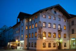 Hotel Gasthof Alte Post Holzkirchen, Marktplatz 10a, 83607, Holzkirchen