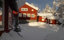 STF Kvikkjokk Fjällstation, Storvägen 19, 962 02, Kvikkjokk