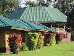 Iwokrama River Lodge, Iwokrama Reserve, Kurukupari, Essequibo River,, Makari