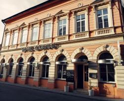 Hotel Stardust, Komarnanska ulica 3, 94001, Nové Zámky