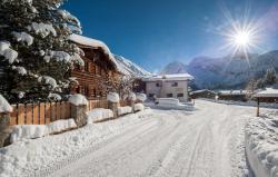 Chalet Berghof Sertig, Sertigstrasse 37, 7272, Clavadel