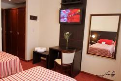 Grand Hotel Libertad, Libertad 1058, 6500, Nueve de Julio