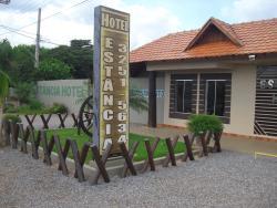 Hotel Estância, Av. Duque de Caxias, 2041, 79240-000, Jardim