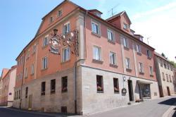 Gasthaus Zum güldenen Rößlein, Burkardusplatz 1, 97855, Homburg