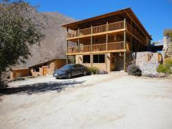 Casona Distante Eco Lodge, Fundo Distante S/N Alcohuaz, 1770000, Alcoguaz