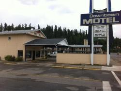 Downtown Motel, 650 Dominion Street, V2L 1T8, Prince George