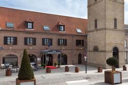 Logis hôtel du Beffroi Gravelines Dunkerque, 2 place Albert Denvers, 59820, Gravelines